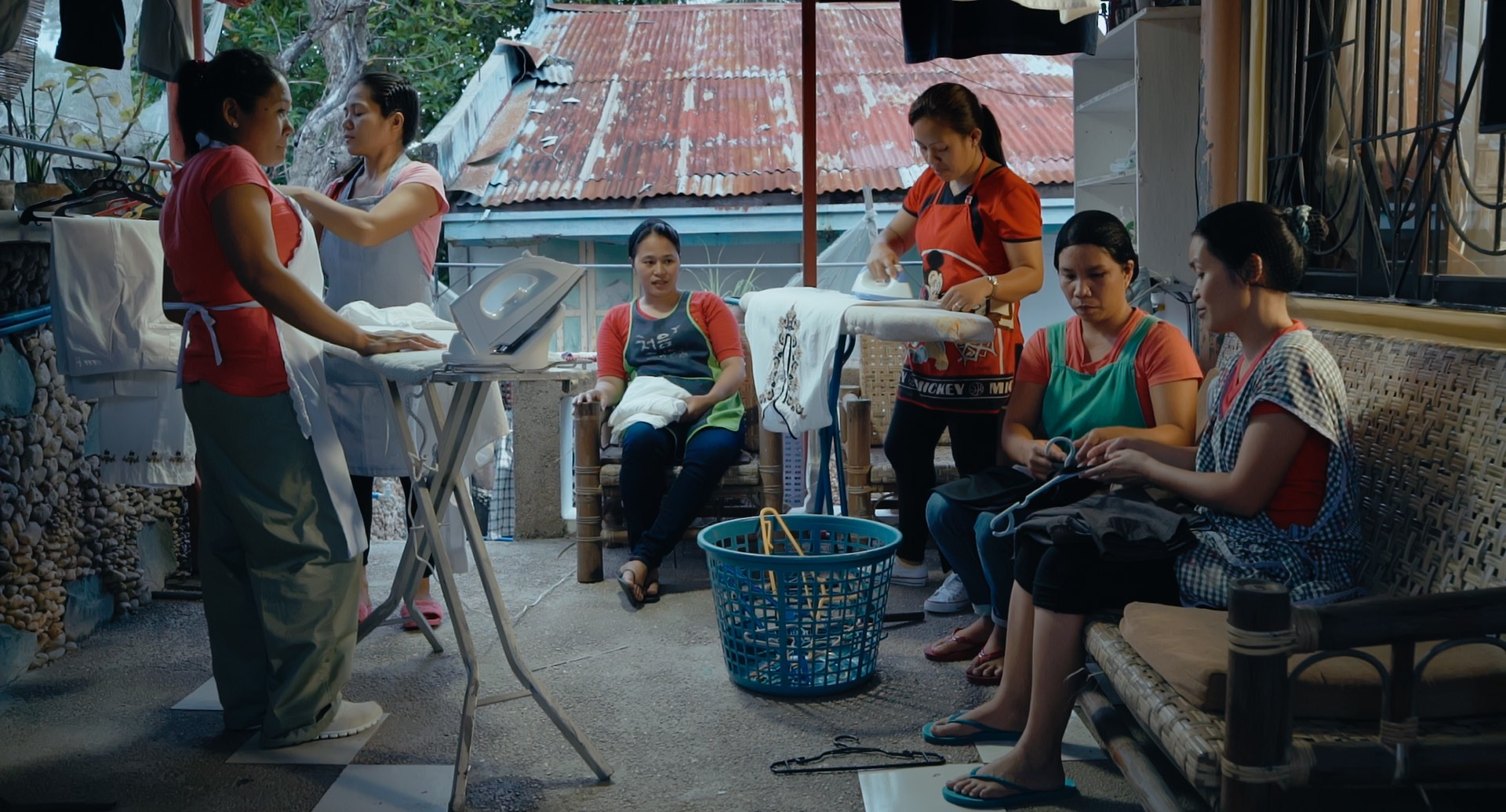 Les filipines no som dèbils